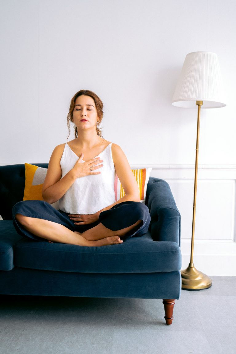 Breathing Exercise to Help with Pelvic Pain and Urinary Incontinence